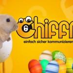 Chiffry feiert Ostern nach mit neuer Android-Version