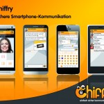 Kommunikations-App Chiffry