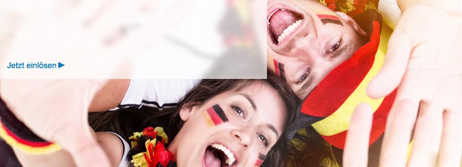 (Deutsch) Wir feiern unsere Nationalelf!