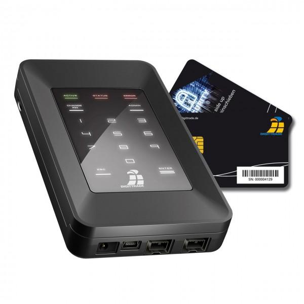 HS256 High Security externe Festplatte