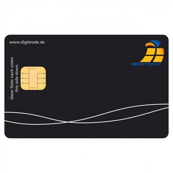Smartcard für HS256 und HS128 Atmel CryptoMemory AT88SC014C