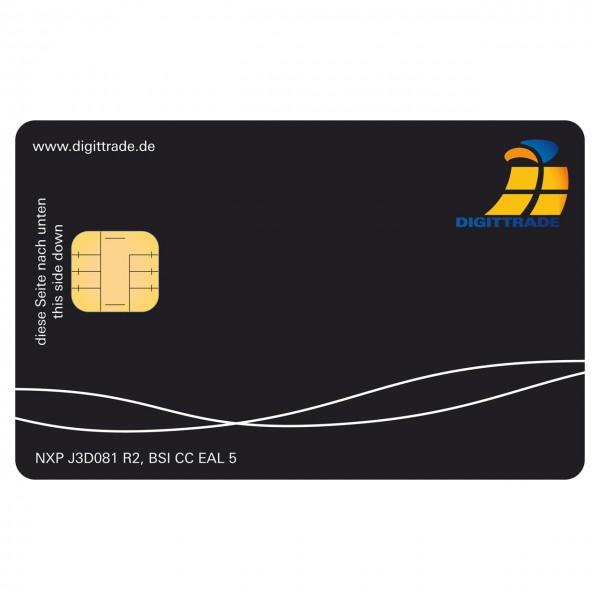 Smartcard für HS256S NXP J3D081 JCOP v2.4.2 R2 EAL5