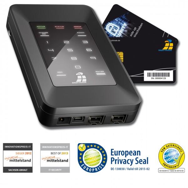 HS256S High Security externe Festplatte