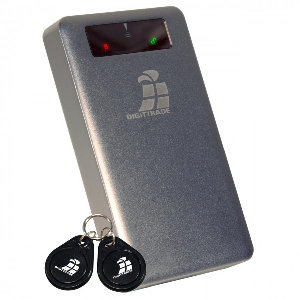 RS256 RFID Security externe Festplatte